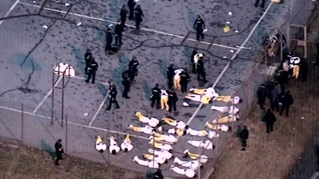 16 inmates charged with murder in Delaware prison riot  6abccom