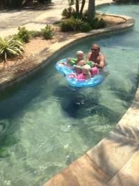PHOTOS: World's largest backyard pool | abc13.com