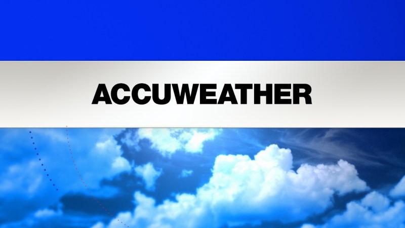 accuweather forecast in tri