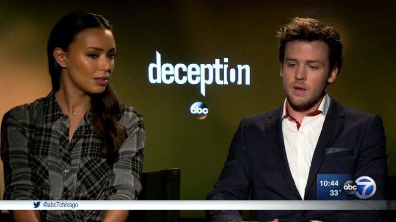 Deception Tv Series Wallpaper