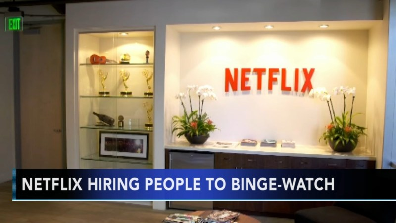 netflix looks to hire