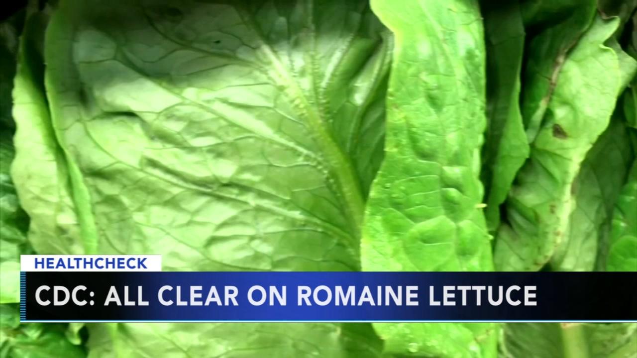 CDC: Romaine lettuce is now safe to eat - 6abc Philadelphia