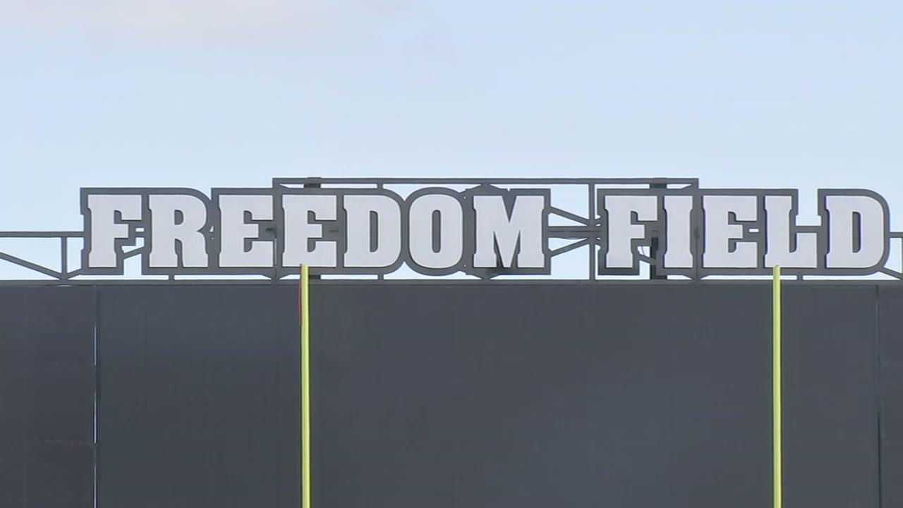 FREEDOM FIELD Step Inside Alvin ISDs 415 Million