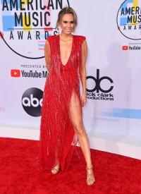 American Music Awards red carpet fashion: PHOTOS ...