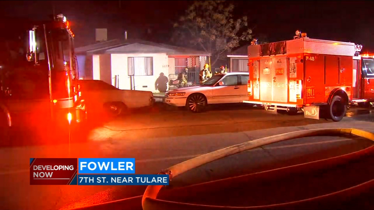 bad electrical wiring possibly to blame after attic catches fire in fowler [ 1600 x 900 Pixel ]