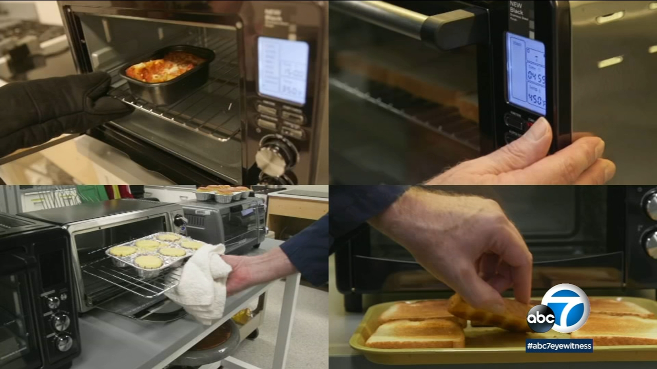 toaster ovens put to the test by