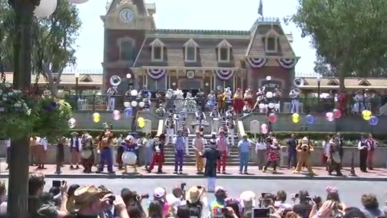 Disneyland Increase 2019