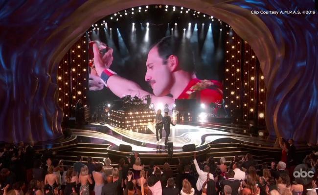 Adam Lambert Queen Rock The 2019 Oscars With Opening