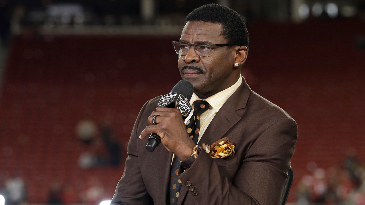 Michael Irvin Says He Underwent Testing For Throat Cancer