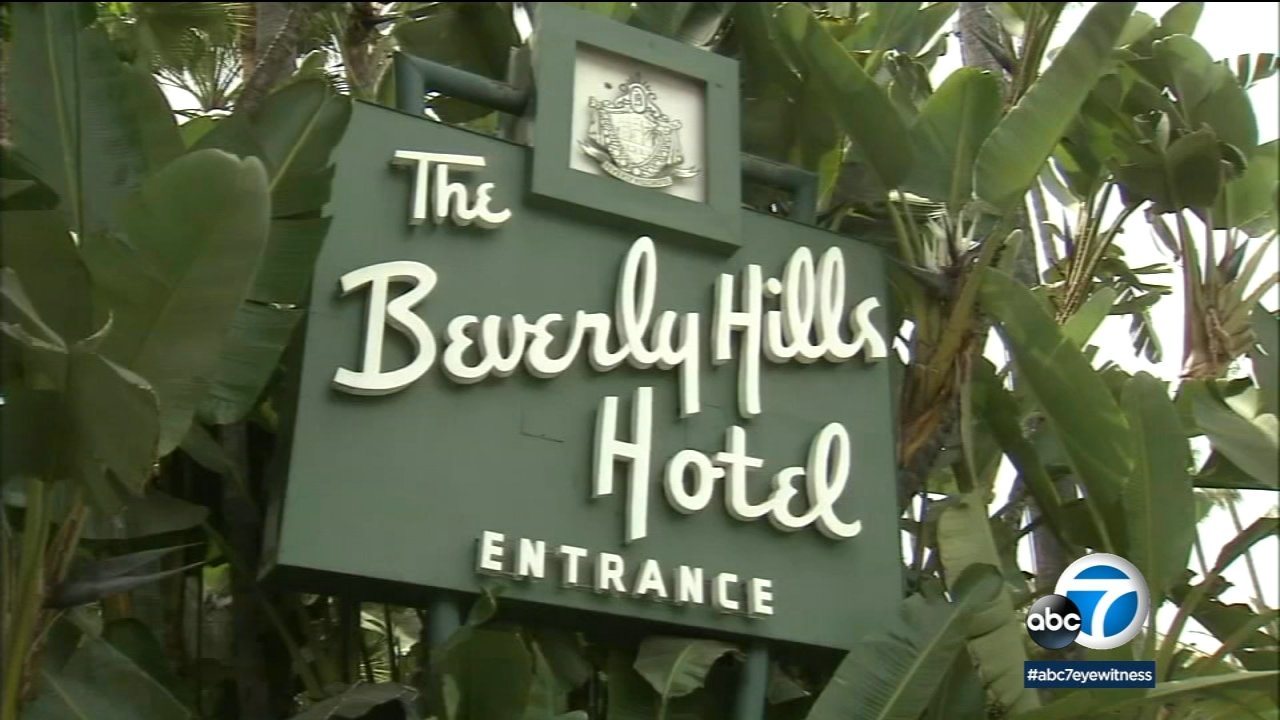 Hotel Bel-air And Beverly Hills Face Boycott Over