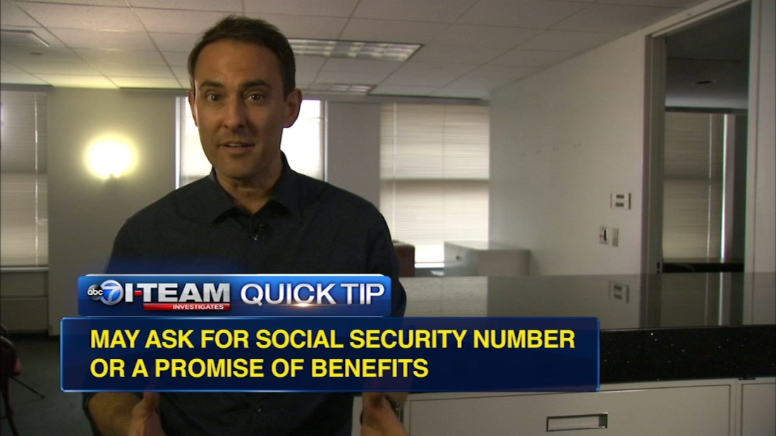 Quick Tip: Warning about fraudsters impersonating Social Security employees