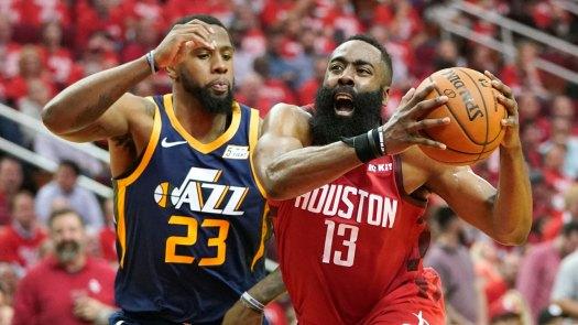 Houston Rockets playoffs: Rockets blast past Jazz 118-98 ...