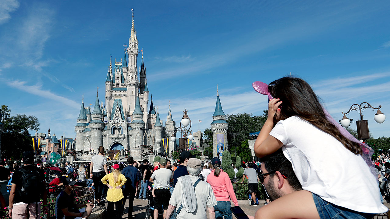 Disney World coronavirus: Florida theme park to close amid COVID ...