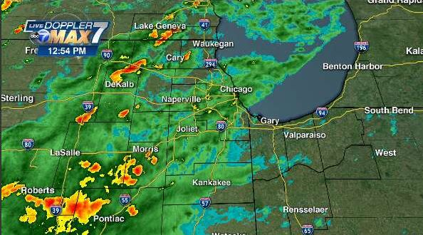 20+ Chicago Weather Map Pictures and Ideas on Weric