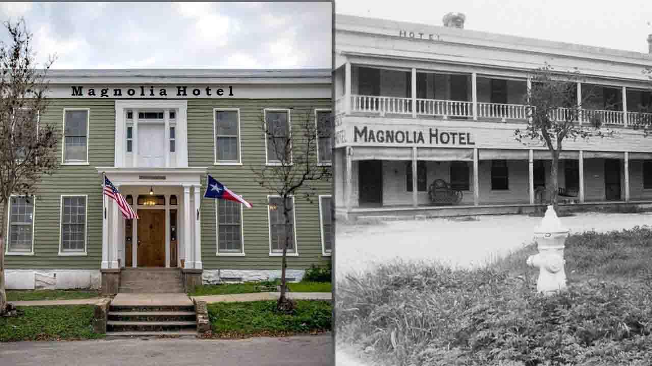 Haunted Magnolia Hotel Open Overnight Stays In