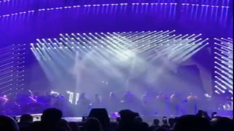 msg evacuated during jlo