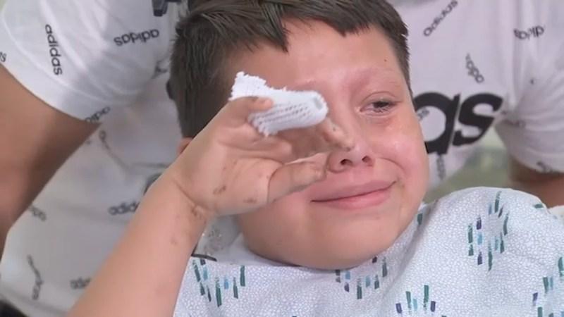 compton boy loses arm