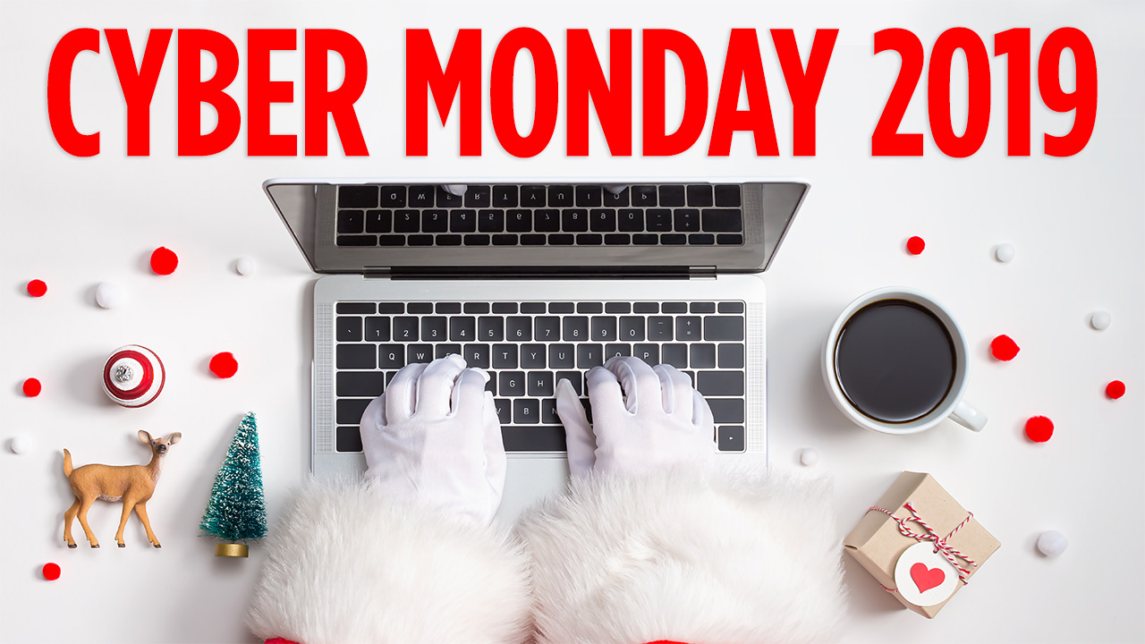 Cyber Monday Deals 2019 Walmart Amazon Target Best Buy