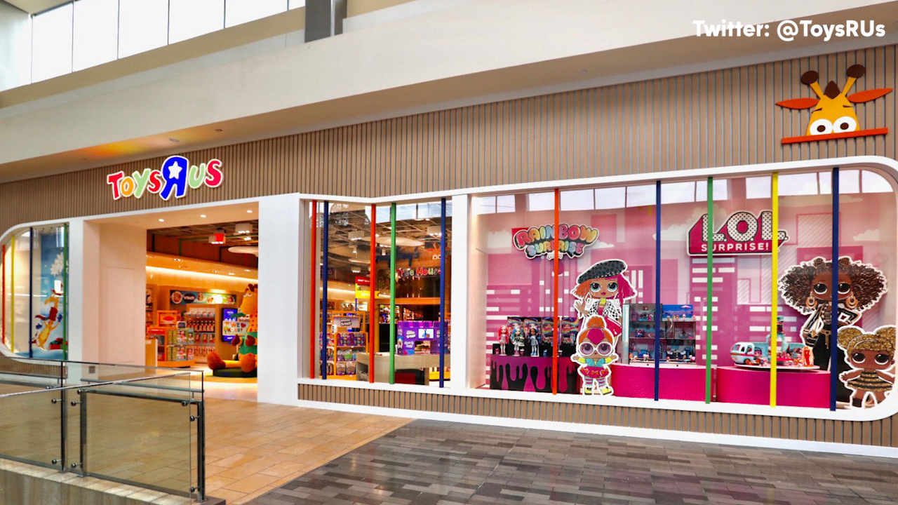 Toys R Us Opens New Store In Galleria Abc7