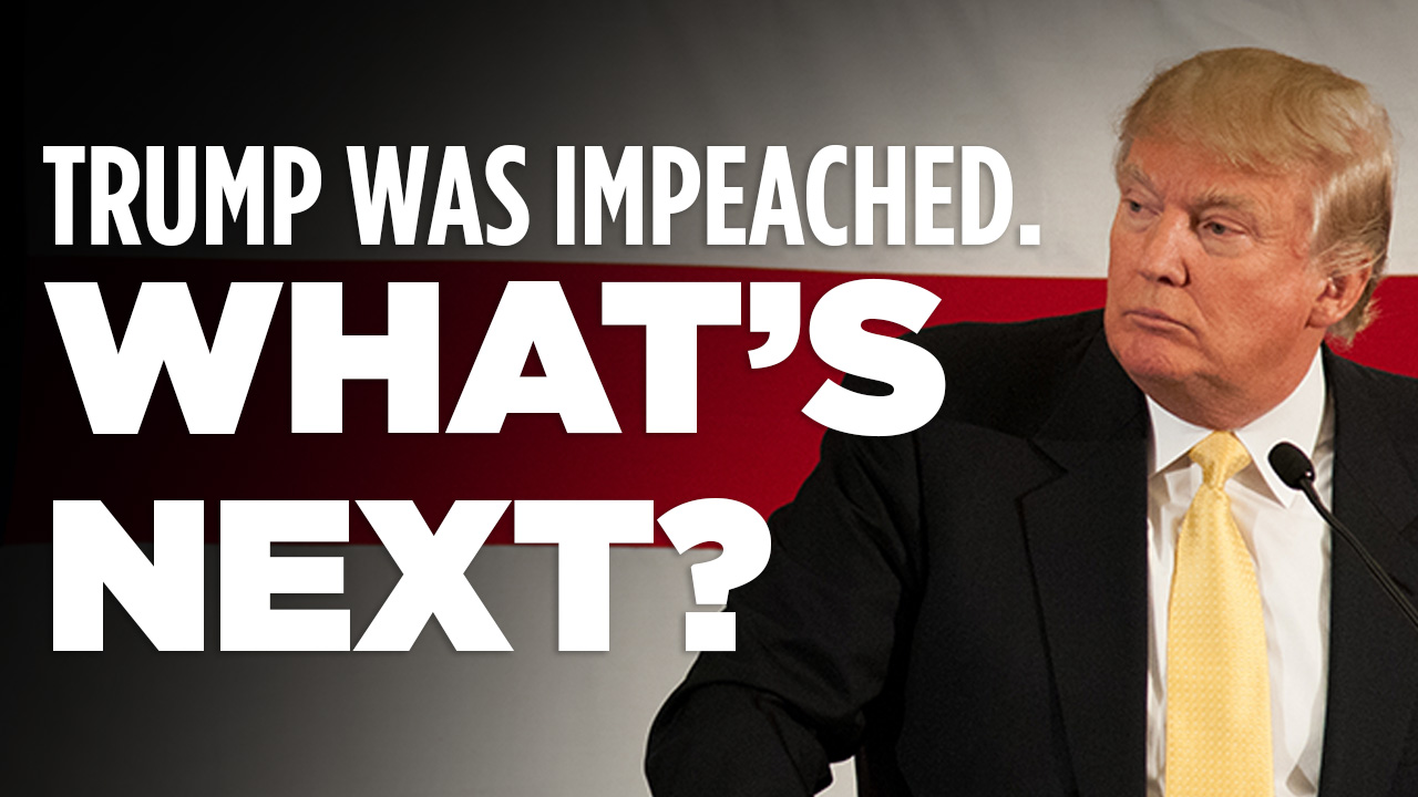 Impeachment Process What S Next For President Donald