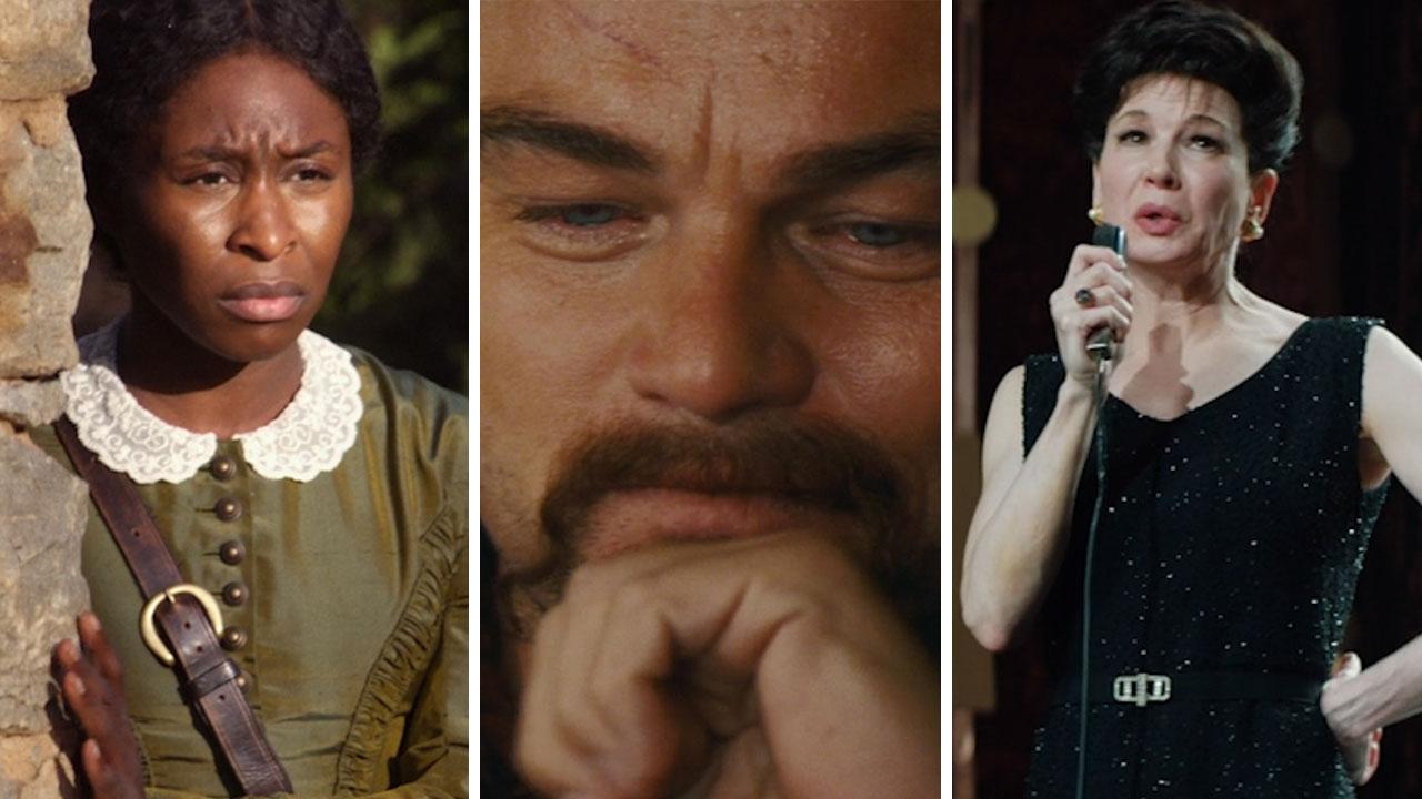 Oscars 2020 Full List Of Nominations Abc13