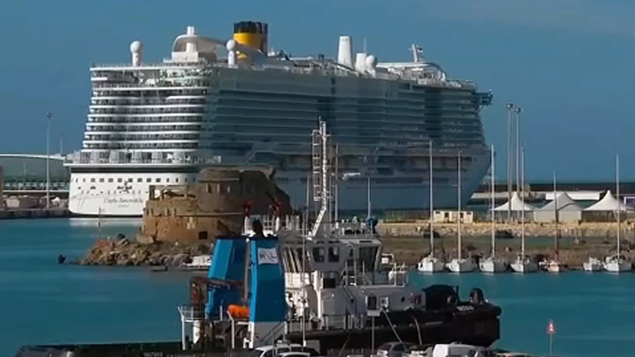 Coronavirus: 7,000 stuck on cruise ship off Italian coast amid ...