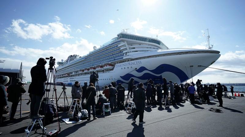 Coronavirus: 12 Americans aboard quarantined Diamond Princess ...