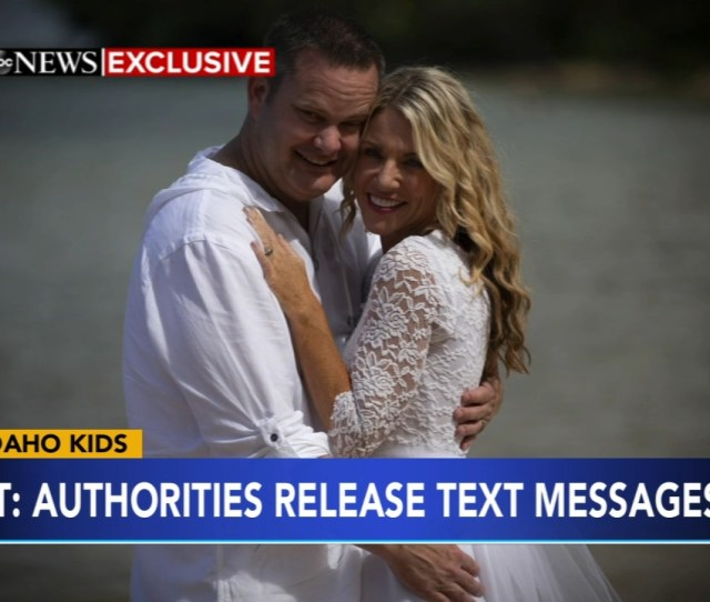 Lori Vallow Chad Daybell Wedding Photos Show Couple Weeks After