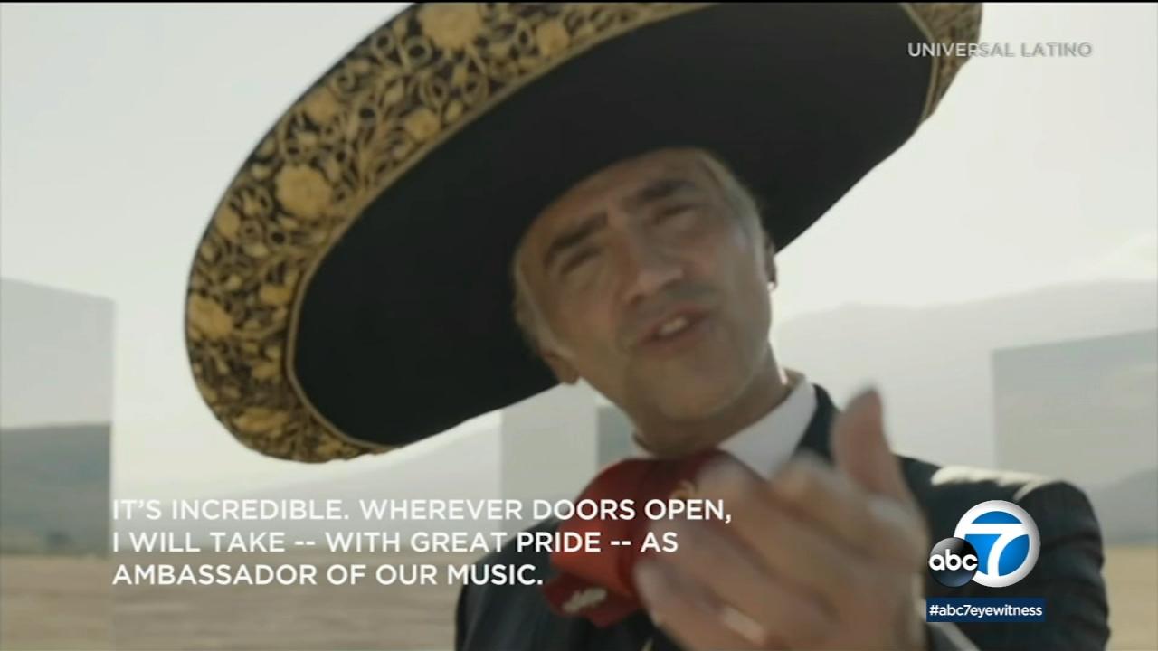 Alejandro Fernandez Returns To His Mariachi Music Roots