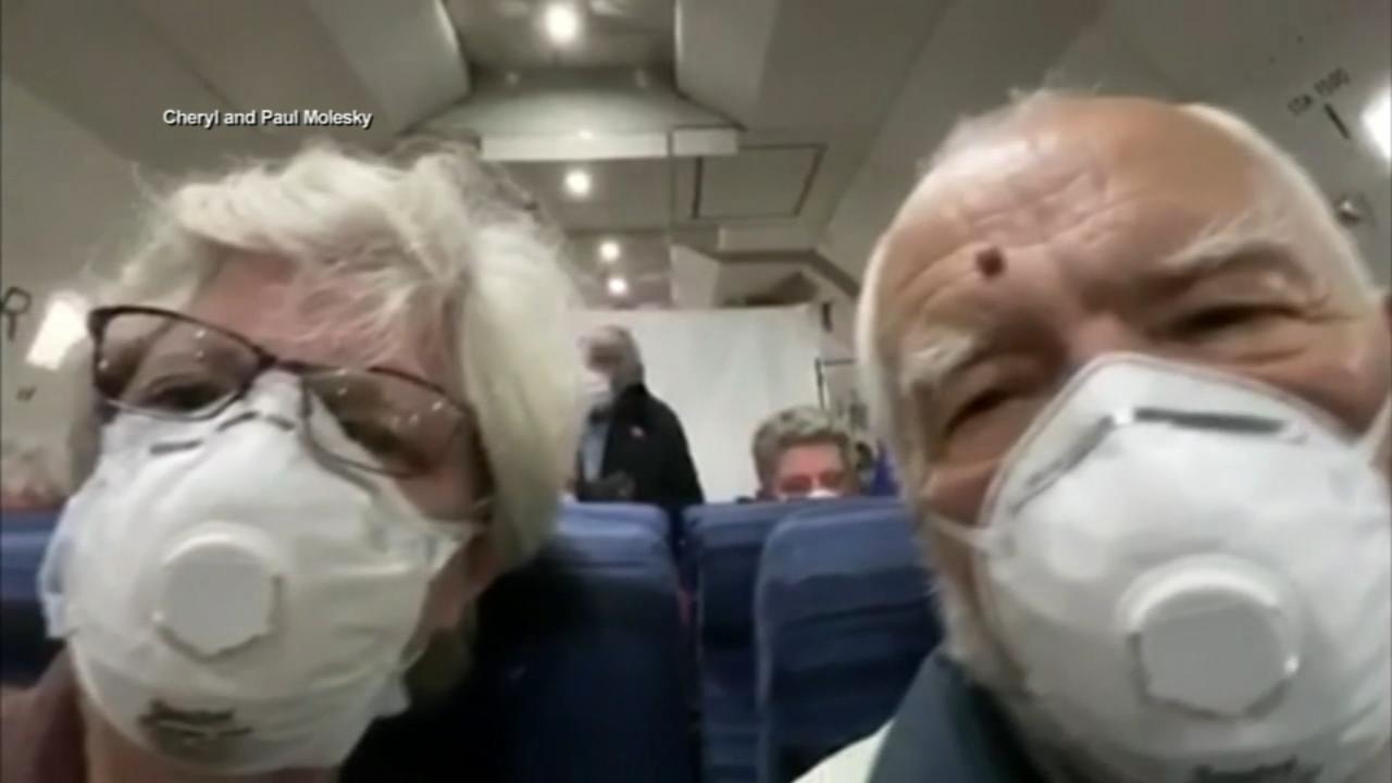 Coronavirus Update 14 Americans Who Evacuated From Cruise