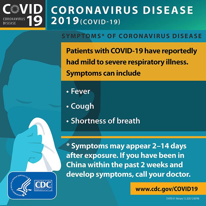 Coronavirus symptoms, tips, prevention amid COVID-19 outbreak ...