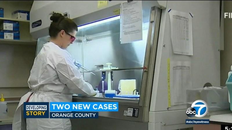 OC coronavirus: Health officials working to contact anyone who ...