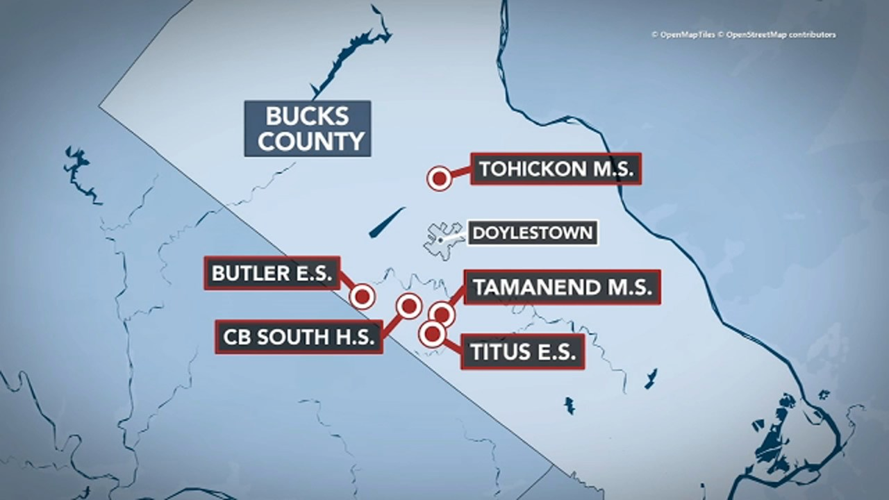Central Bucks School District reopening all schools Monday after ...