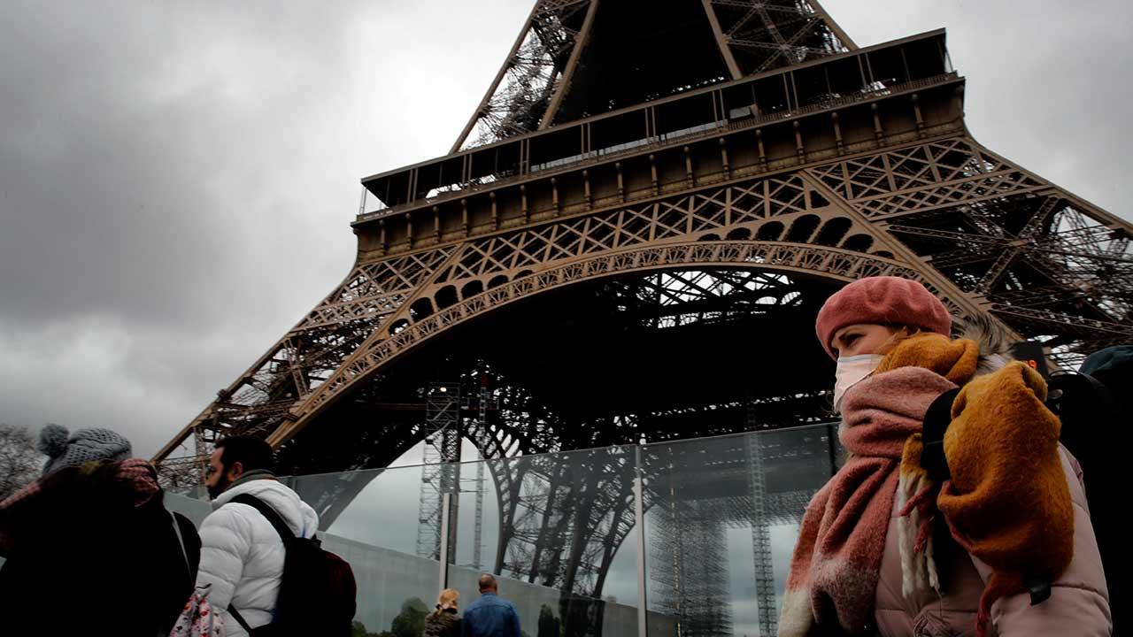Coronavirus News: France, Spain join Italy in massive shutdowns to ...