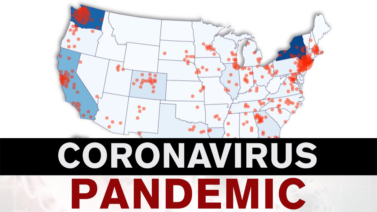 Coronavirus News: Where coronavirus has spread in the United ...