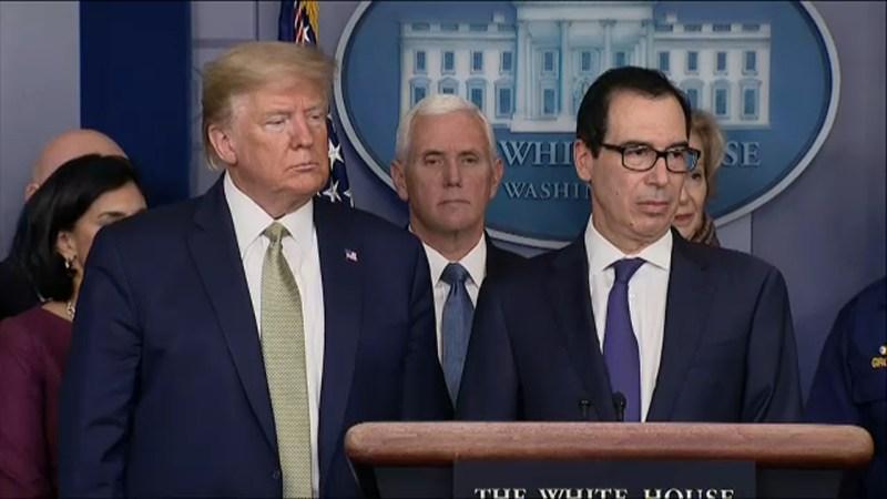 Coronavirus stimulus bill: President Donald Trump wants to send ...