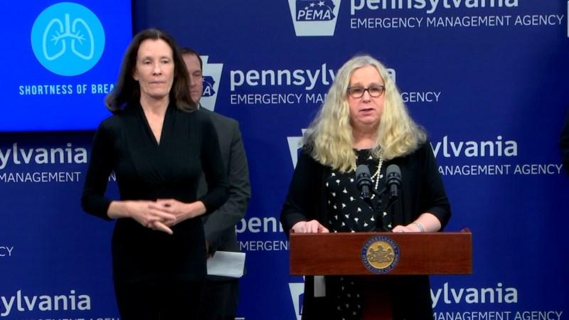 Coronavirus PA: Number of Pennsylvania coronavirus cases rises by ...