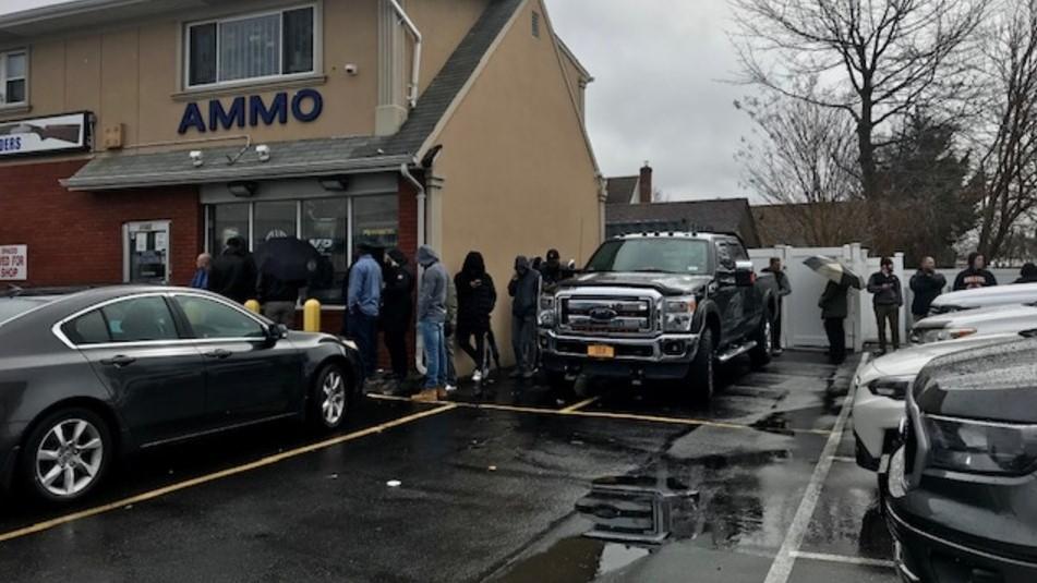 Coronavirus Long Island: Run on guns, ammo as people grapple with ...