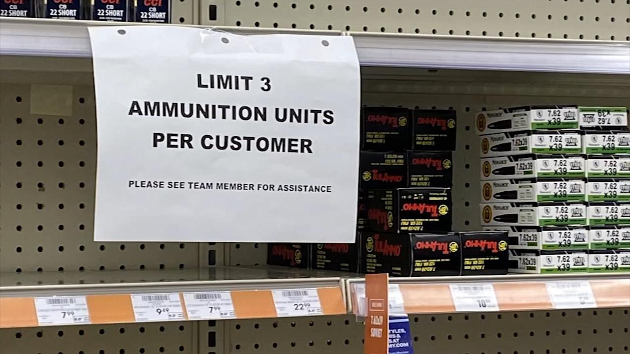 Guns and ammunition sales soar amid coronavirus panic buying ...