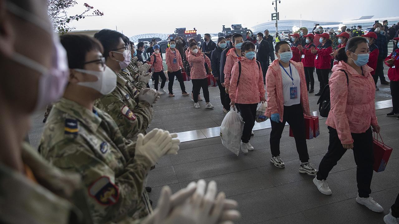 Coronavirus Outbreak Wuhan China Reports No New Virus