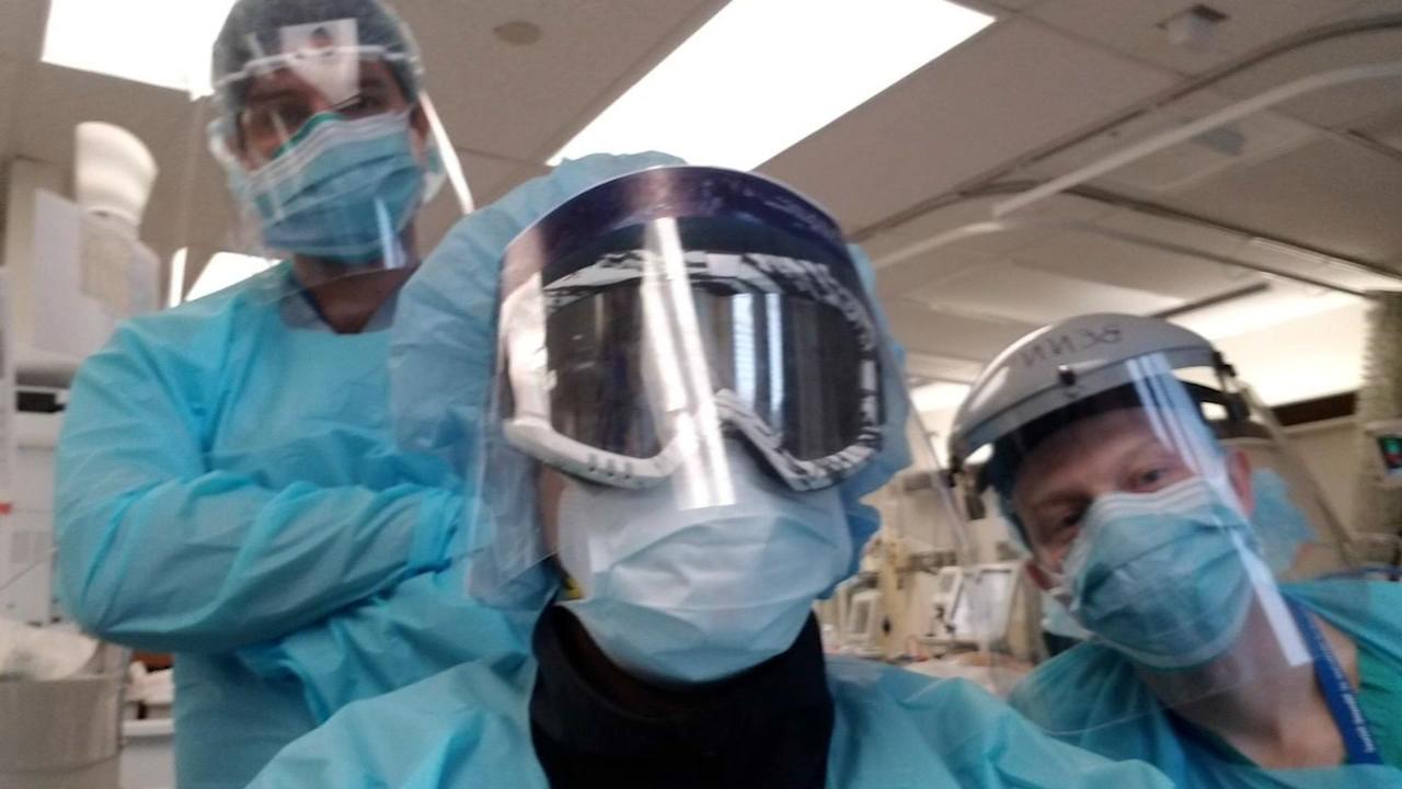 Coronavirus New York City Frontline Doctor Describes