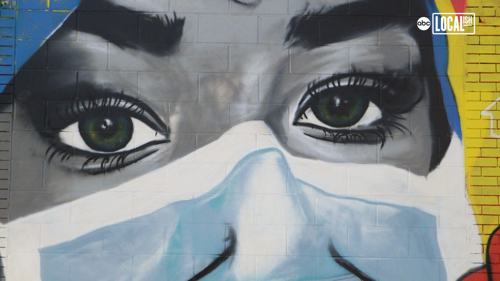 California mural honors frontline medical staff in the fight against covid19 pandemic
