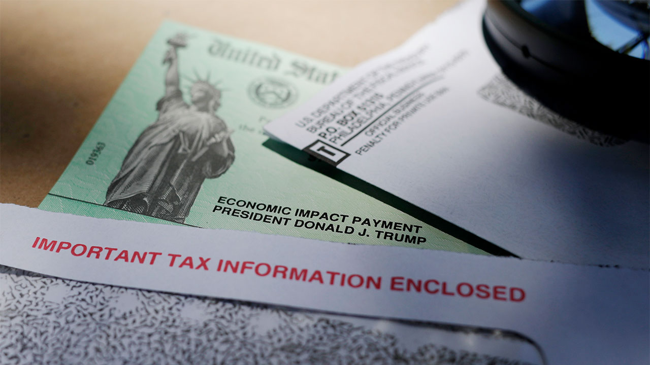 Stimulus Checks Irs Sets Wednesday Deadline For Economic