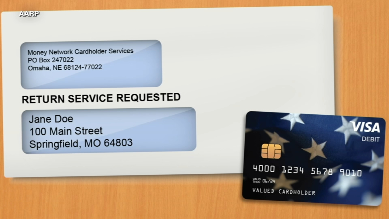 Irs 2020 Stimulus Check Debit Cards Are Target For