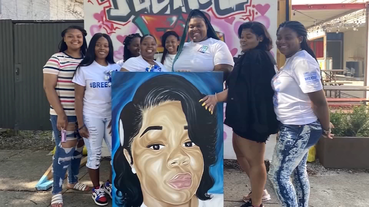 Breonna Taylor Protests Hundreds March Celebrate 27th