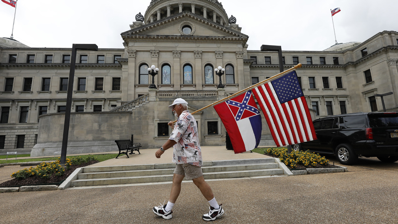 Mississippi Lawmakers Take Steps To Remove The Confederate