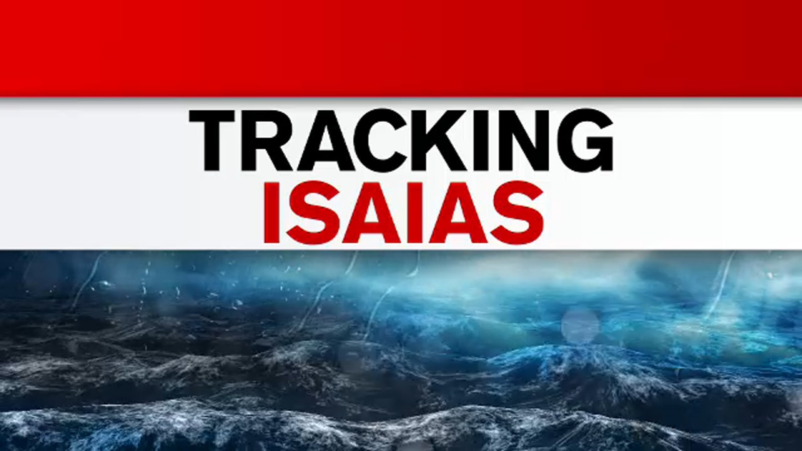 Hurricane Isaias Track Warning Issued For Florida