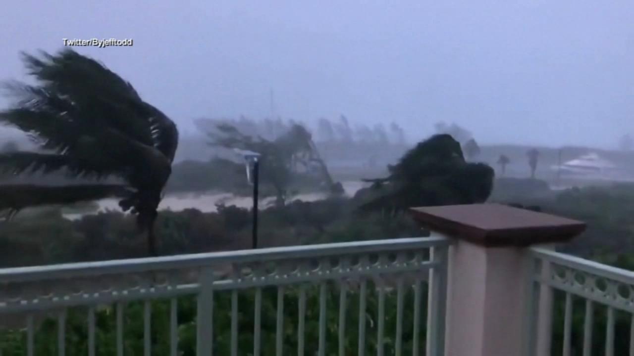 Tropical Storm Isaias Near Hurricane Strength Noaa Says As