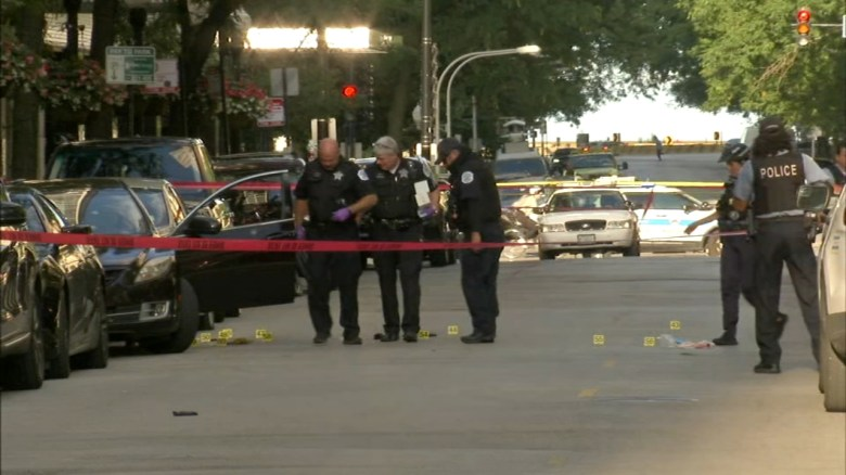 Chicago shooting: Rapper FBG Duck shot, friends say; 2 seriously ...