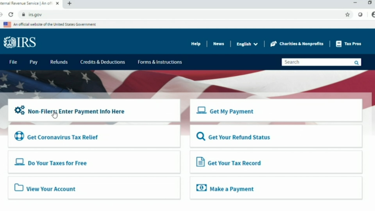 Stimulus Check Update Irs Announces New Push To Get